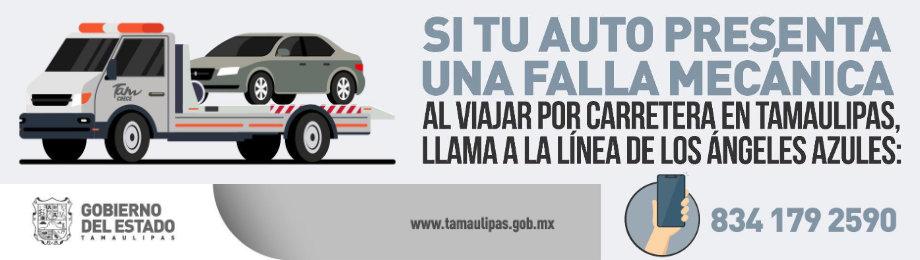 Los Angeles Azules - Tamaulipas