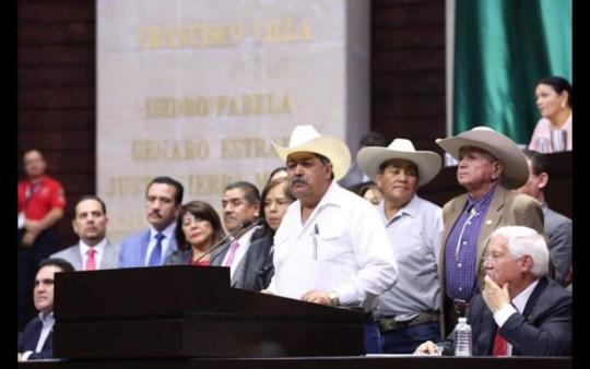 'Financiamiento tripartita a agro, sería alternativa, plantea Morena